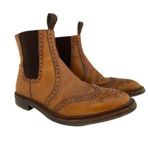 Loake Brogue Boot Mens